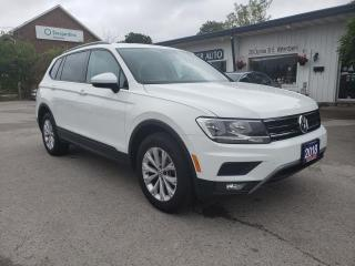 Used 2018 Volkswagen Tiguan TRENDLINE AWD for sale in Waterdown, ON