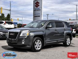 Used 2012 GMC Terrain SLE-1 AWD ~Backup Camera ~Alloy Wheels for sale in Barrie, ON