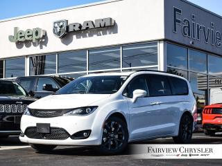 New 2020 Chrysler Pacifica Touring-L Plus 35th Anniversary Edition for sale in Burlington, ON