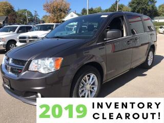New 2019 Dodge Grand Caravan SXT Plus Premium | DVD | Navigation | Backup Camer for sale in Mitchell, ON