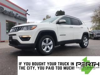 New 2020 Jeep Compass North | 4x4 | Navigation | Back Up Camera | Heated for sale in Mitchell, ON