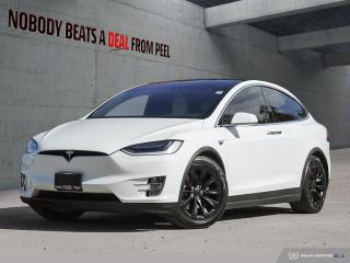 Used 2016 Tesla Model X 90D, Autopilot, Summon, NEW EV Tires, Sub Zero, EV for sale in Mississauga, ON
