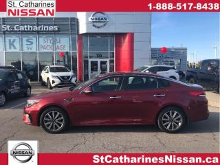 Used 2019 Kia Optima Plus for sale in St. Catharines, ON