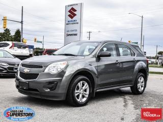 Used 2013 Chevrolet Equinox LS AWD ~Alloy Wheels for sale in Barrie, ON