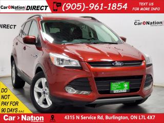 Used 2014 Ford Escape SE| NAVI| BACK UP CAMERA & SENSORS| for sale in Burlington, ON