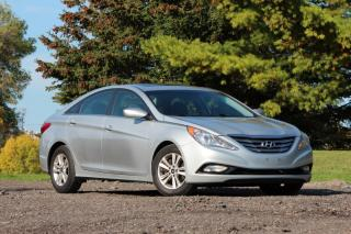 Used 2012 Hyundai Sonata GLS SUNROOF|BLUETOOTH|ACCIDENT FREE|CERTIFIED|BY APPOINTMENT for sale in Newmarket, ON