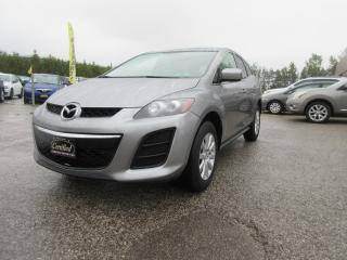 Used 2011 Mazda CX-7 GS/ ONE OWNER / SERVICE HISTORY for sale in Newmarket, ON