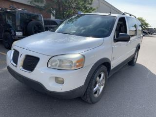 Used 2006 Pontiac Montana Sv6 4DR EXT WB for sale in North York, ON