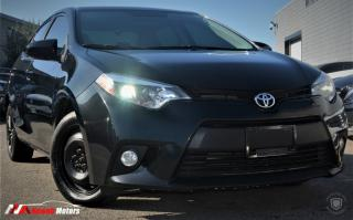 Used 2014 Toyota Corolla 4DR SDN for sale in Brampton, ON
