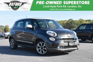 Used 2014 Fiat 500 L Trekking - Low Kms, Well Maintained, Desired Model for sale in London, ON