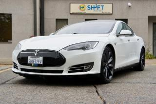 Used 2015 Tesla Model S P85D LOADED, INSANE MODE, FRESH TESLA CPO WARR for sale in Burlington, ON