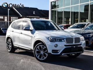 Used 2016 BMW X3 xDrive28i NAVI LOW KM for sale in Ottawa, ON