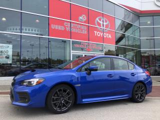 Used 2018 Subaru WRX 4Dr Sport-Tech Pkg 6sp for sale in Surrey, BC