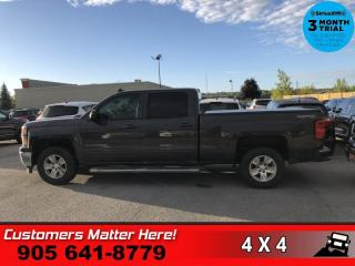 Used 2015 Chevrolet Silverado 1500 LT  CAM P/SEAT SIDE-STEPS TOW for sale in St. Catharines, ON