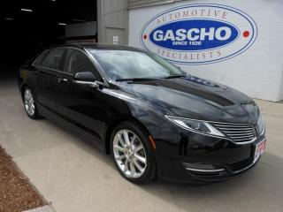 Used 2016 Lincoln MKZ 4DR SDN AWD for sale in Kitchener, ON