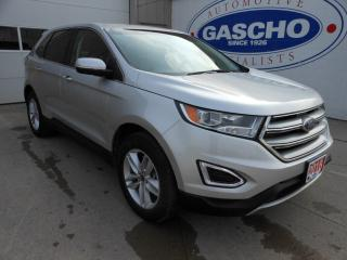 Used 2018 Ford Edge V6 SEL AWD Heated Seats/Backup Cam for sale in Kitchener, ON