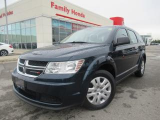 Used 2015 Dodge Journey CVP/SE Plus | PUSH TO START | BLUETOOTH for sale in Brampton, ON