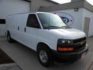 Used 2019 Chevrolet Express 2500 Cargo Van/155 Wb/Extended/Backup Cam for sale in Kitchener, ON
