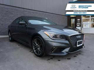 Used 2019 Genesis G80 for sale in Brantford, ON