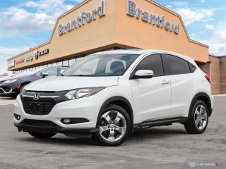 Used 2017 Honda HR-V EX - Sunroof -  Bluetooth - $153 B/W  - $153 B/W for sale in Brantford, ON