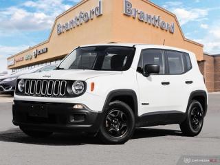 Used 2015 Jeep Renegade Sport -  Power Windows -  Power Doors - $136 B/W -  - $136 B/W for sale in Brantford, ON