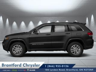 Used 2020 Jeep Grand Cherokee Upland  - Sunroof for sale in Brantford, ON