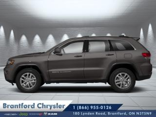 Used 2020 Jeep Grand Cherokee Laredo E  - Sunroof for sale in Brantford, ON