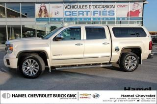 Used 2015 GMC Sierra 1500 Denali for sale in St-Léonard, QC