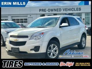 Used 2015 Chevrolet Equinox FWD 1LT Heated Seats|Rear CAM|Remote Start| for sale in Mississauga, ON