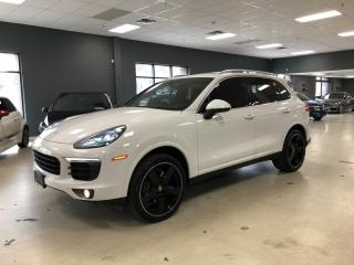 Used 2016 Porsche Cayenne ONE OWNER*OVER 30K IN OPTIONS*NAVIGATION*21-INCH W for sale in North York, ON