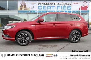 Used 2018 Mitsubishi Outlander SE TOURING * CUIR * TOIT O/ * BLUETOOTH * CAM for sale in St-Léonard, QC