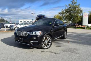 Used 2015 BMW X4 Xdrive for sale in Coquitlam, BC