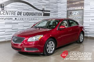 Used 2012 Buick Regal w/1SH for sale in Laval, QC