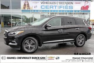 Used 2019 Infiniti QX60 PURE for sale in St-Léonard, QC