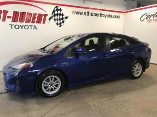 Used 2016 Toyota Prius BANCS CHAUFFANTS, HYBRIDE for sale in St-Hubert, QC