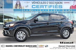 Used 2019 Mitsubishi RVR ANDROID AUTO/ APPLE CARPLAY * CAMRA * 4X4 for sale in St-Léonard, QC