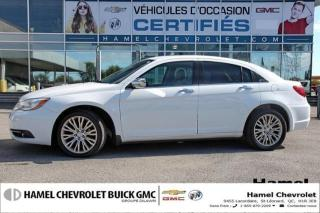 Used 2012 Chrysler 200 Limited for sale in St-Léonard, QC
