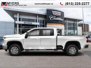 Used 2020 Chevrolet Silverado 2500 HD WT  - Heated Seats for sale in Ottawa, ON