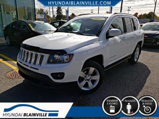 Used 2014 Jeep Compass NORTH AWD , CUIR for sale in Blainville, QC