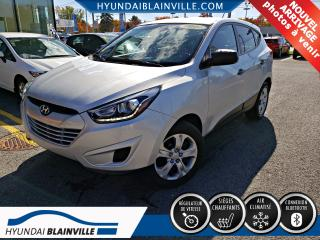 Used 2014 Hyundai Tucson Gl Bluetooth, Bancs for sale in Blainville, QC