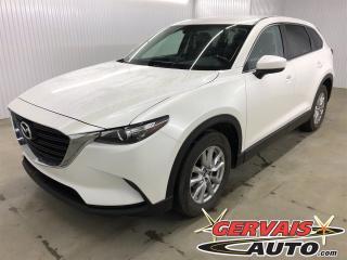 Used 2016 Mazda CX-9 GS MAGS CAMÉRA DE RECUL 7 PASSAGERS SIÈGES CHAUFFANTS BLUETOOTH for sale in Trois-Rivières, QC