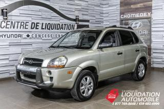 Used 2009 Hyundai Tucson GL for sale in Laval, QC