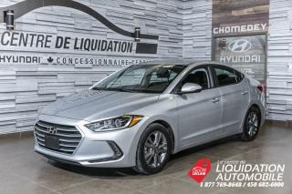 Used 2018 Hyundai Elantra GL CAMERA MAGS for sale in Laval, QC