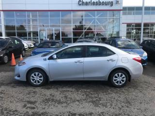 Used 2018 Toyota Corolla CE for sale in Québec, QC