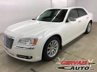 Used 2012 Chrysler 300 Limited V6 Cuir Toit Panoramique MAGS for sale in Shawinigan, QC
