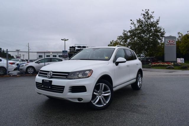 2013 Volkswagen Touareg TDI PL/PW/AUTO/AC/LEATHER/ROO