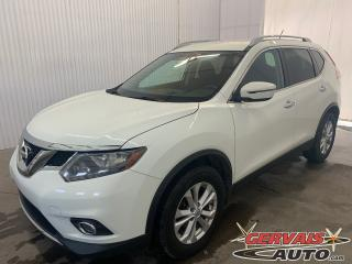 Used 2016 Nissan Rogue SV MAGS Caméra de recul Sièges chauffants for sale in Shawinigan, QC