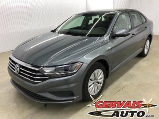 Used 2019 Volkswagen Jetta Comfortline MAGS Caméra de recul Bluetooth for sale in Shawinigan, QC