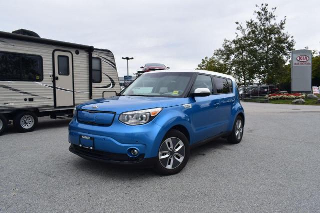 2017 Kia Soul EV + LEATHER/NAVI