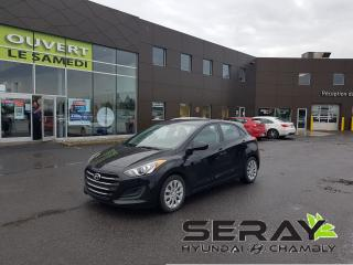 Used 2016 Hyundai Elantra GT GL, BLUETOOTH, A/C, BANC CHAUFFANT, for sale in Chambly, QC